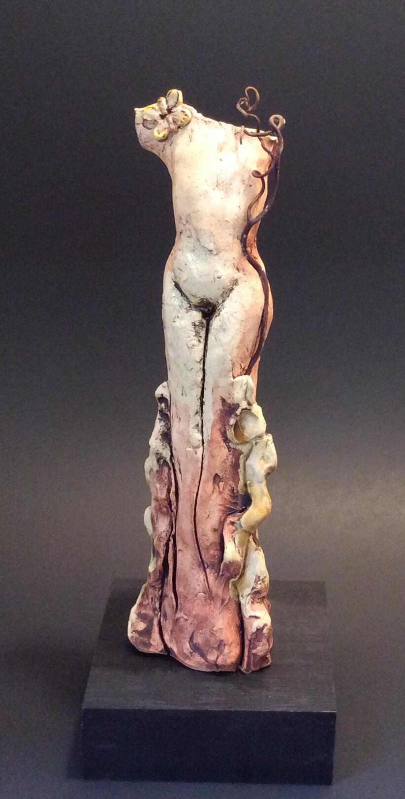 Figure Study - Ceramic Sculpture