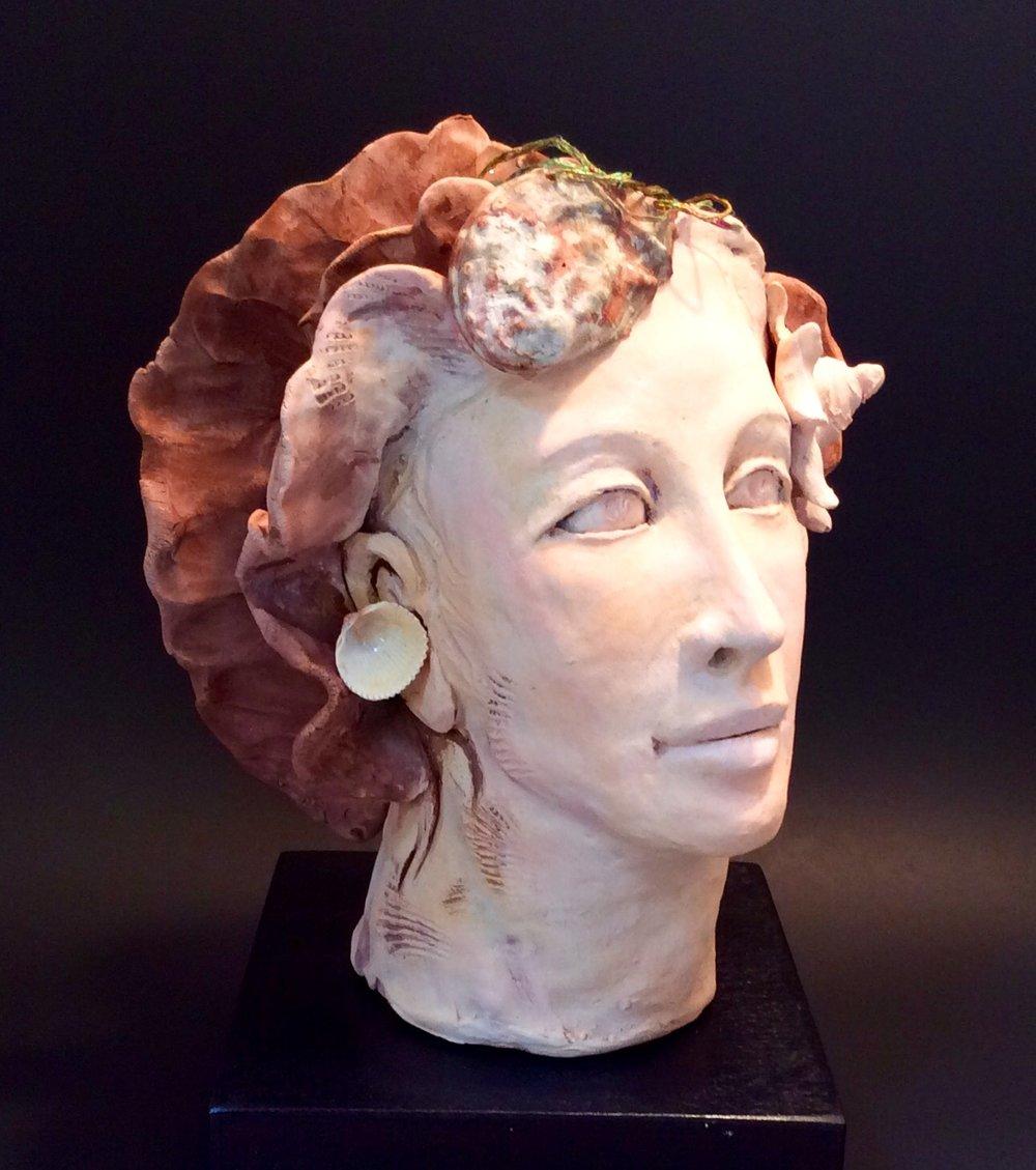 Figural Ceramic Sculpture