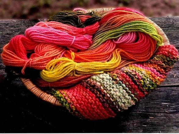 Lorie Deutschmann, Spinner Knitter