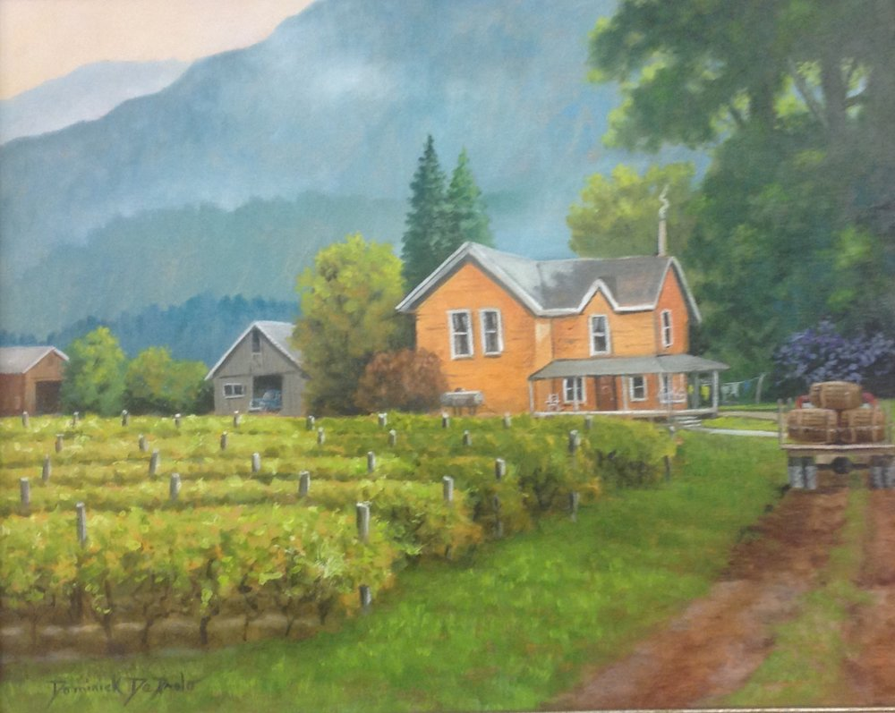 Carolina Winery in Oil.jpg