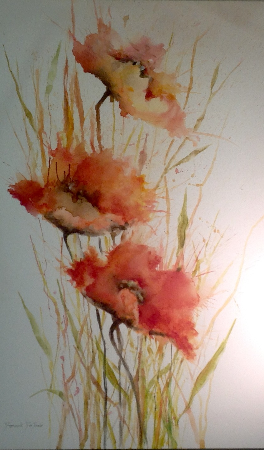 Poppies in Acrylic.jpg