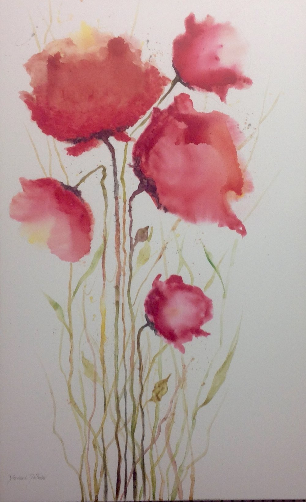 Red Flowers in Acrylic.jpg
