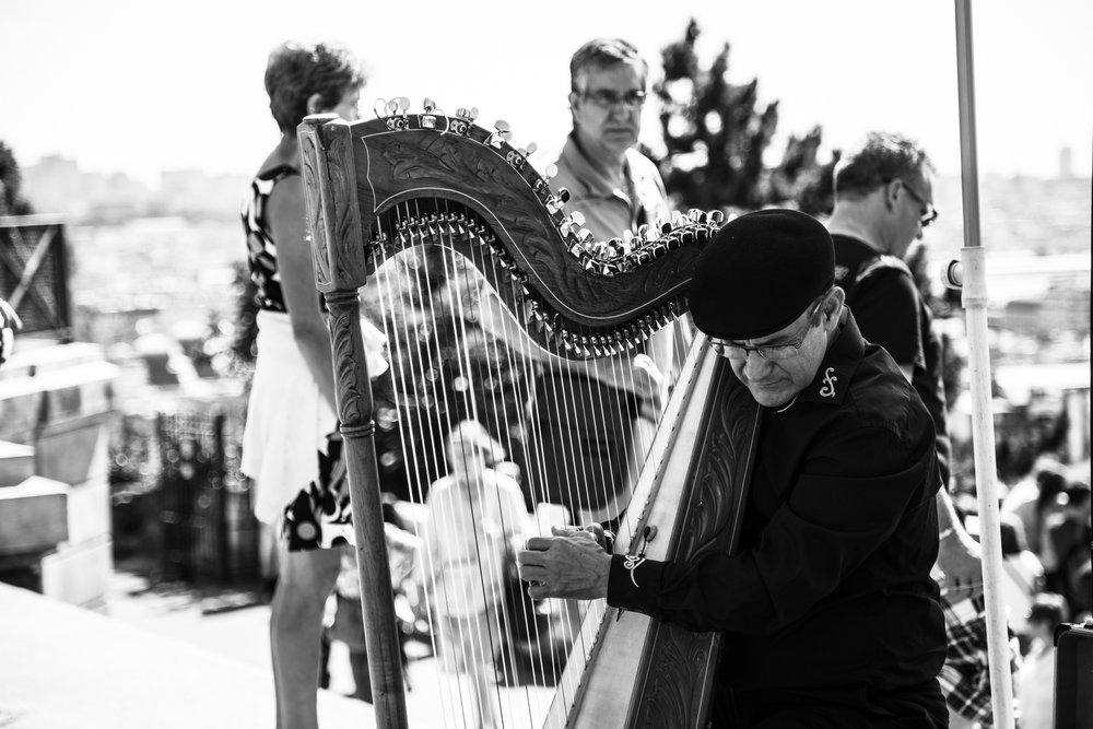 harp -