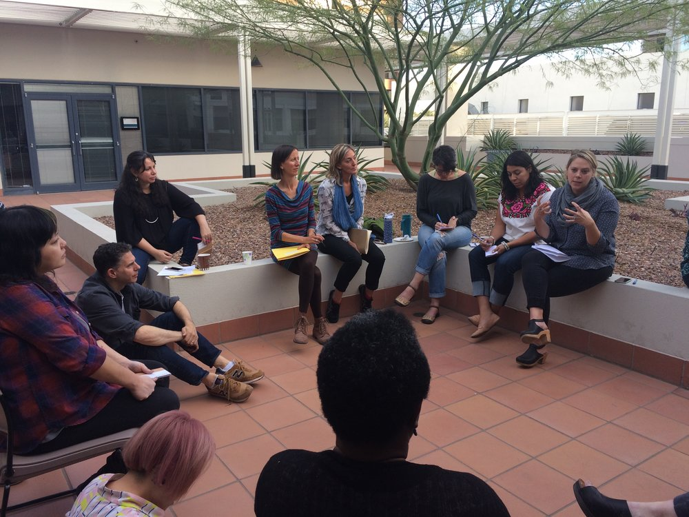 About Civic Practice - CPCP bases its approach to collaboration on a framework we introduced in 2012. Civic Practice work refers to projects that bring artists, designers, culture makers, and heritage holders into collaboration and co-design with community partners and local residents around a community defined aspiration, challenge, or vision.Learn More