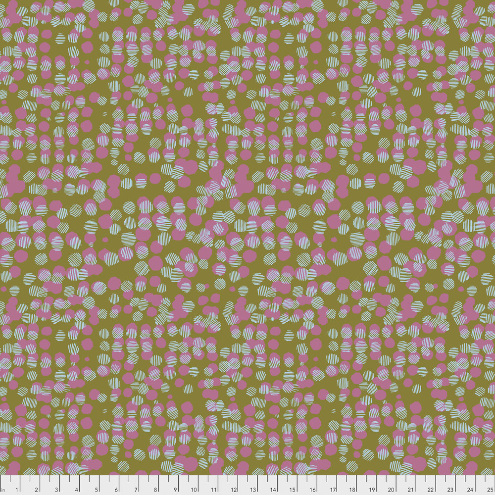 Woven Dots / Petal