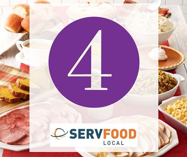FOUR short days left to pre-order a FULL box of delicious fruits and veggies, perfect for your Thanksgiving Dinner!  Check out servfoodlocal.com to pre-order your SERV Food Local box today!  #food #freshfood #freshproduce #life #morethanfood #foodfirst #feedingtheworld #endhunger #foodnonprofit #foodaccess #humanitarian #serv #local #localoutreach #global #globalmissions #millionsofmeals #giveback #changetheworld #share #sustainability #nutrition #superfood #worktogether #hopeforthehungry