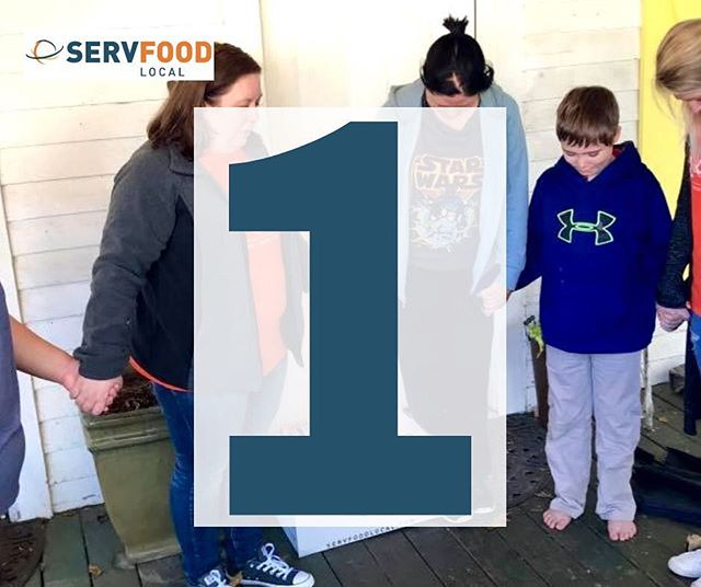 TODAY IS THE DAY!  This is your last chance this year to bless someone with a box of fresh food.  Help us put 500 boxes on 500 tables that would not have fresh food otherwise.  https://www.facebook.com/donate/339126706882693/  #MORETHANFOOD #SERVFirstFruits  www.servfoodlocal.com
