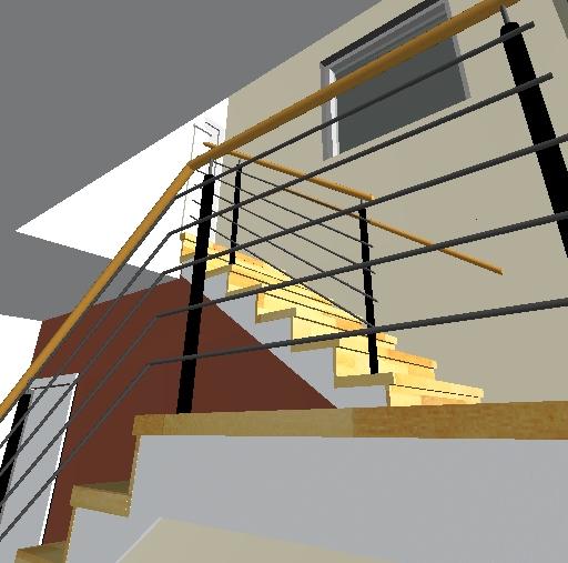 Stair Rendering