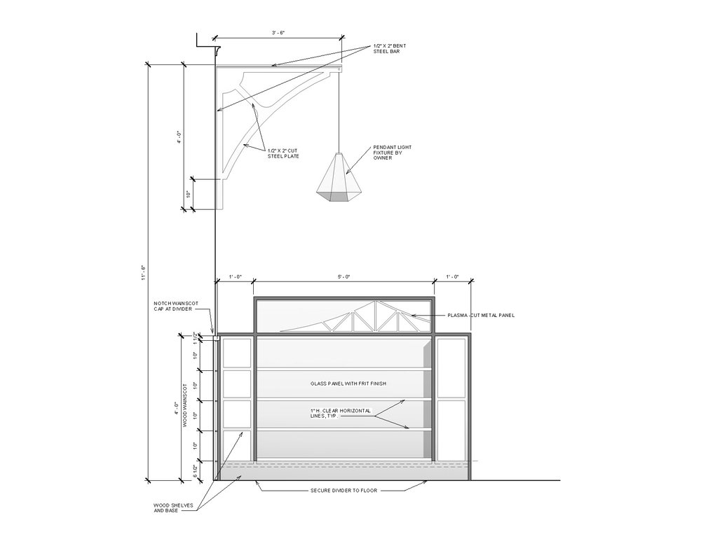 Copy of Restaurant Divider Design