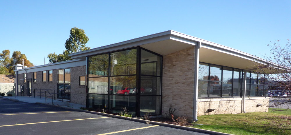 Parking & Entry to Law Offices