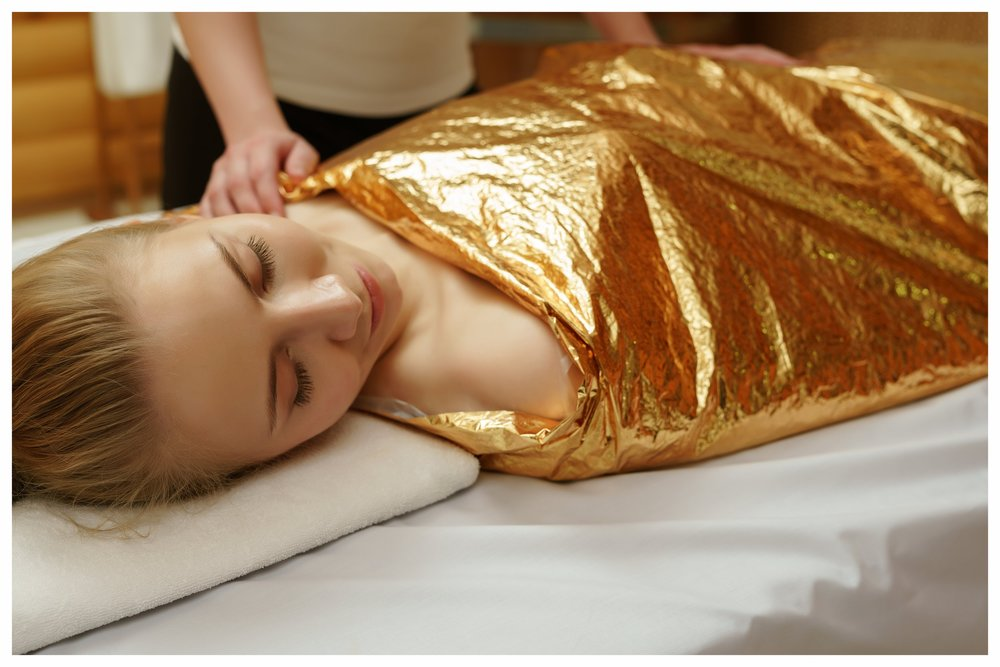 Body Wraps & Infrared Sauna