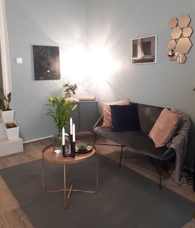 Uusi toimistoni ❤ Freesenkatu 5. #toimisto #office #interiordesign #bohovibes #skandinavianstyle #mystyle