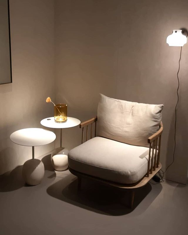 Tb to Stockholm Furniture fair - cosy and warm style is still going strong! #interiordesign #inspiration #interiordesigner #design #designer #stockholm