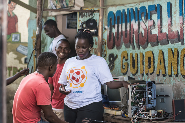 Photo credit: Youth Connect- Uganda/  Ssebuuma Ivan