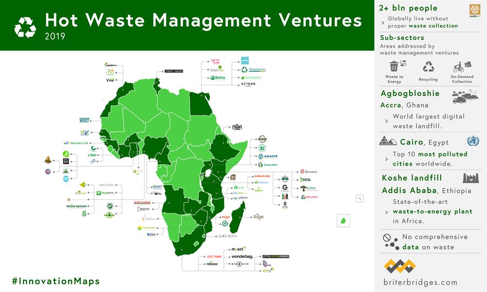 Hot Waste Management Ventures in Africa