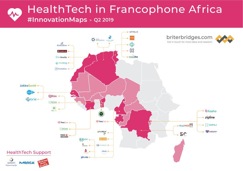 HealthTech in Francophone Africa