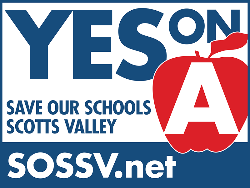 Save Our Schools Scotts Valley