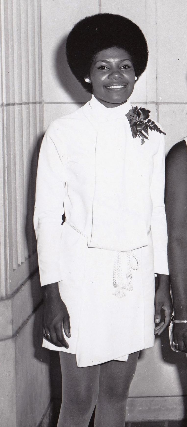 Eunice Cole, '70