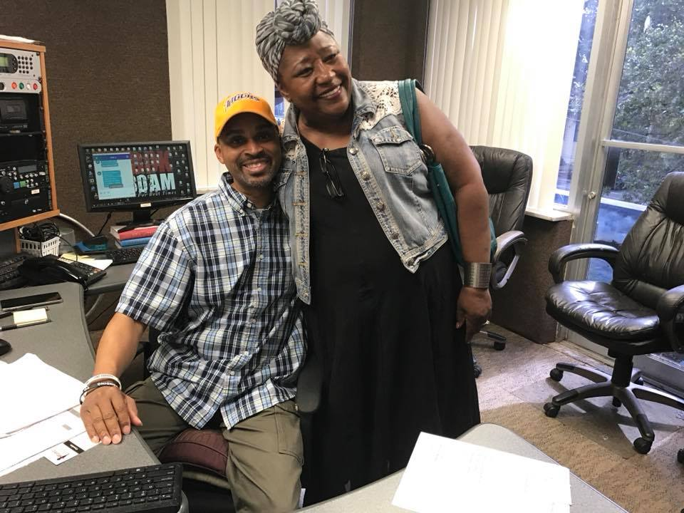 Connie Payton-Nevels (Class of '70) on WBOK Radio