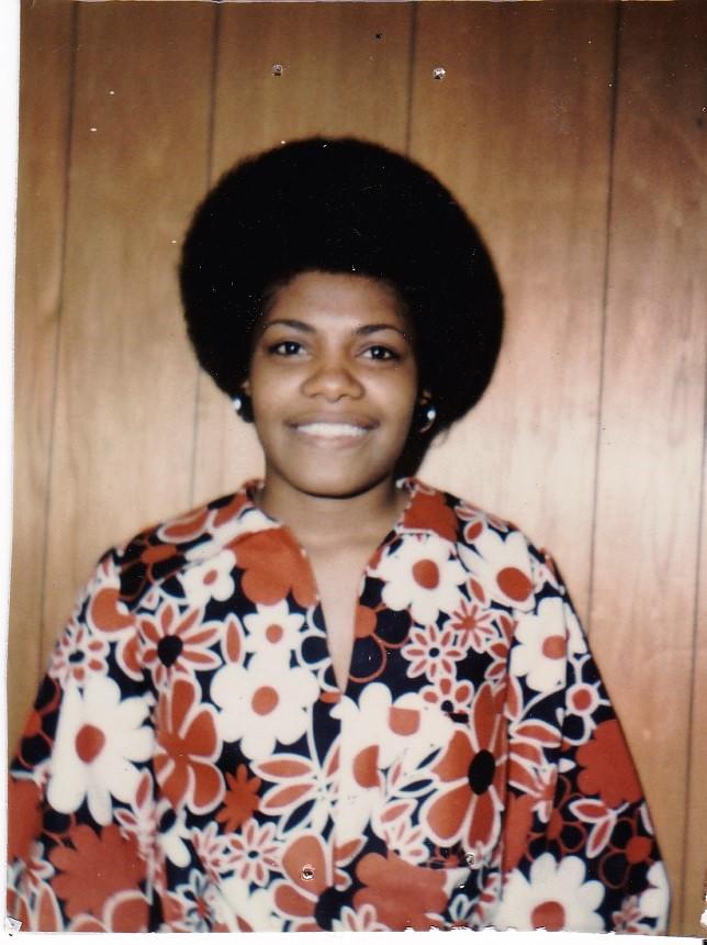 '71 Eunice Cole