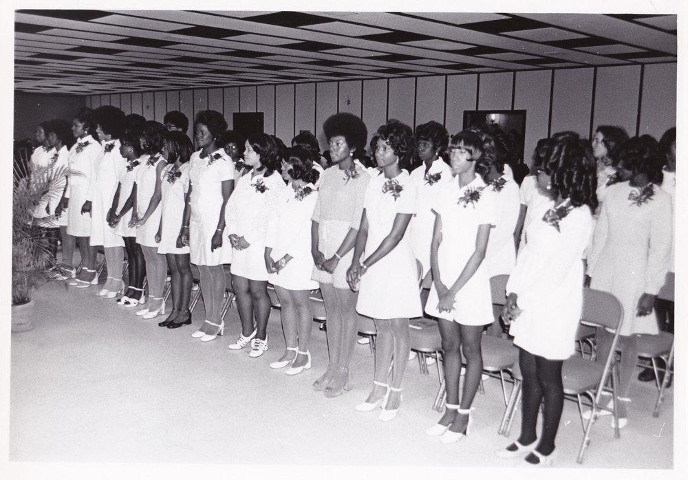 '72 Graduation Class