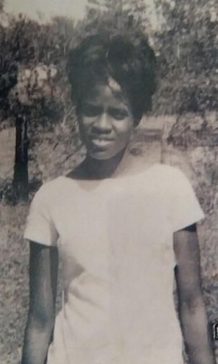L. Vee McGee at 15