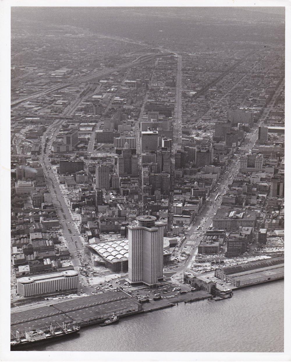 '66 New Orleans Skyline