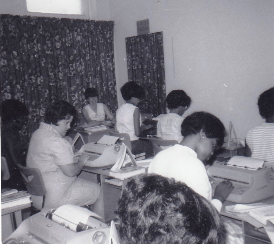 '67 Typing Class