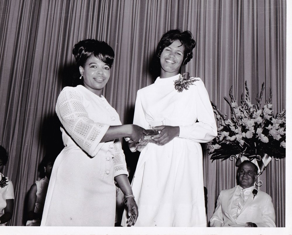 '69 Students at Graduation
