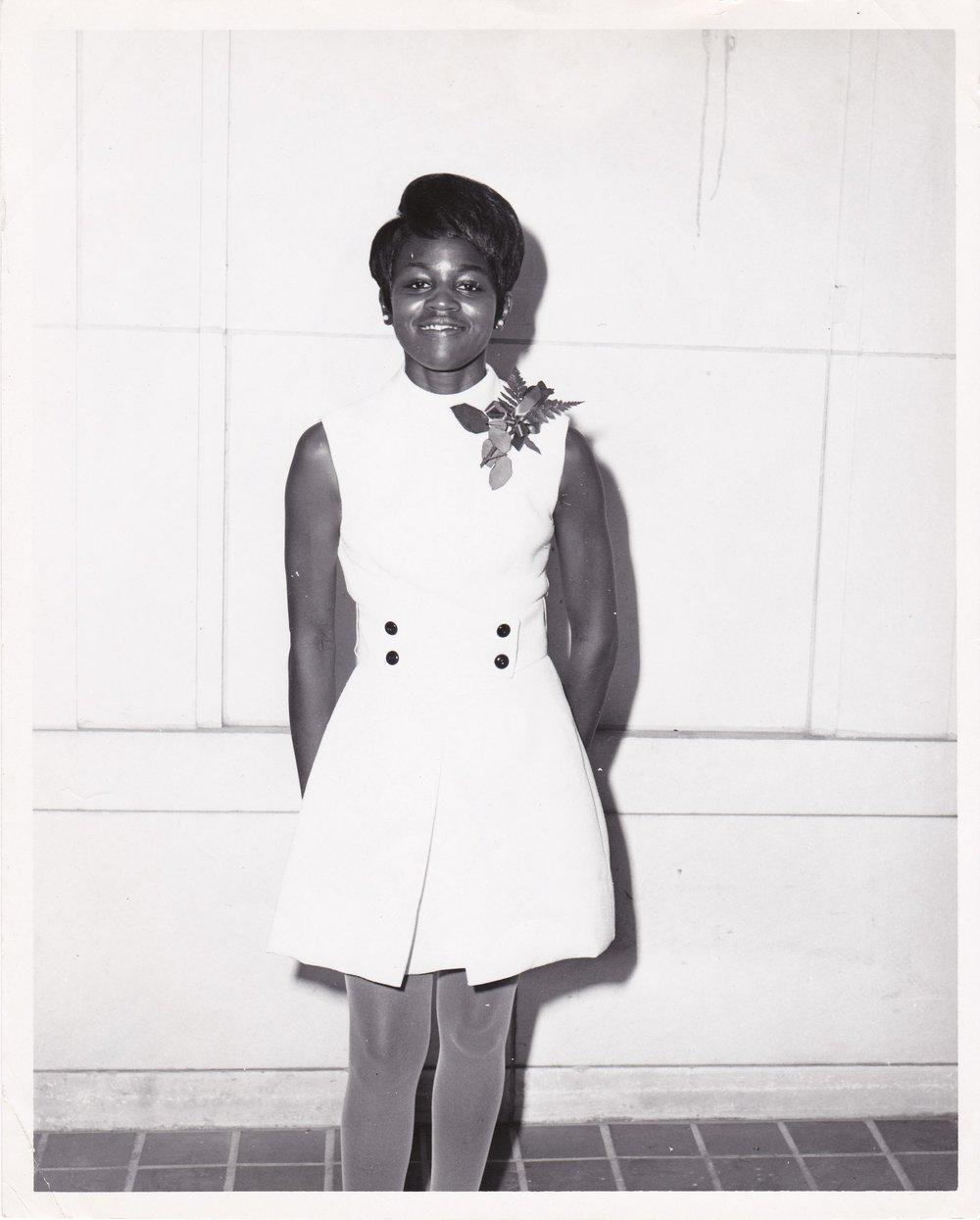 '70 Therese White Sears