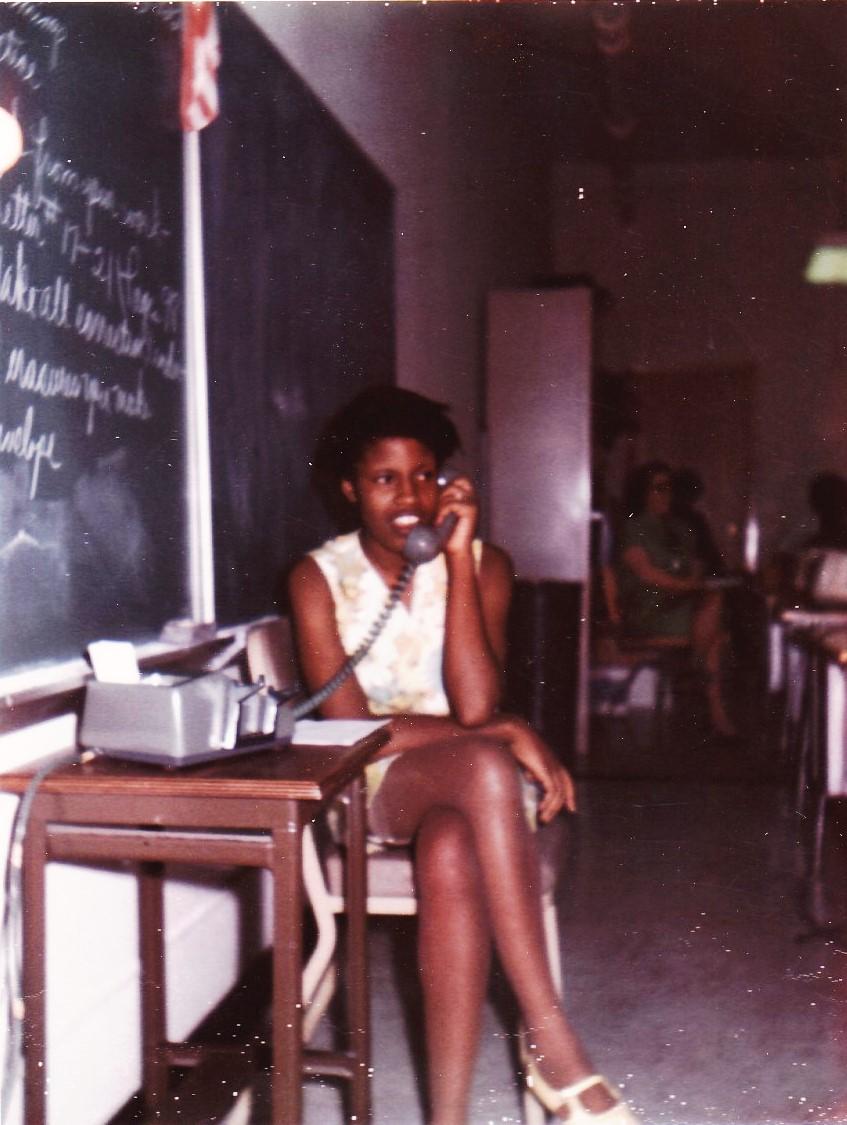 '70 L. Vee Berry