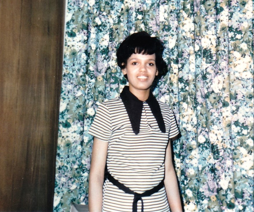 '71 Sandra Morgan