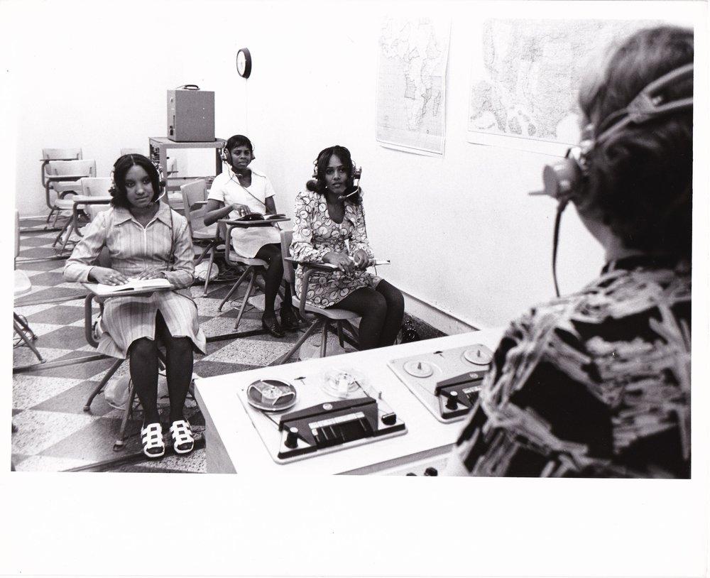 '72 Charlene Lewis, Cheryl Cole, Rachel Bridges and Alice Geoffray