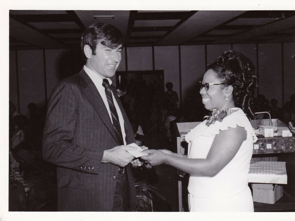 '72 Floyd McLamb and Lucille Le'Obia