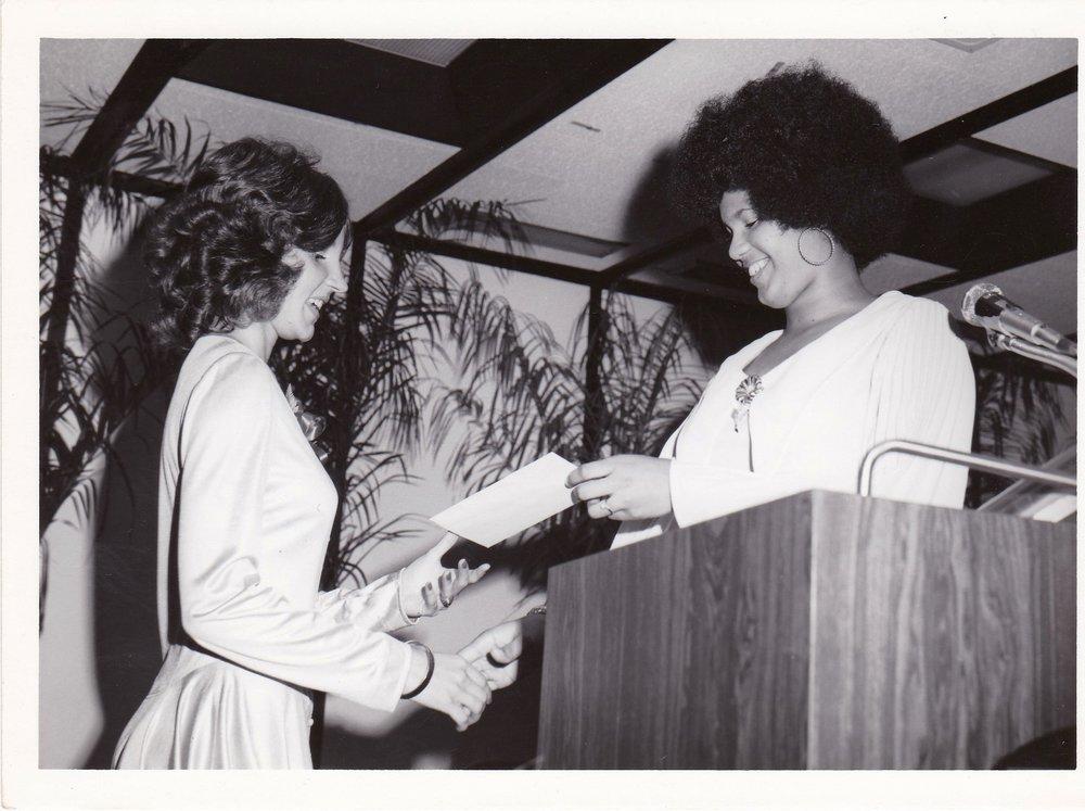 '72 Julie Weathers '72 and Dillis Morgan '69