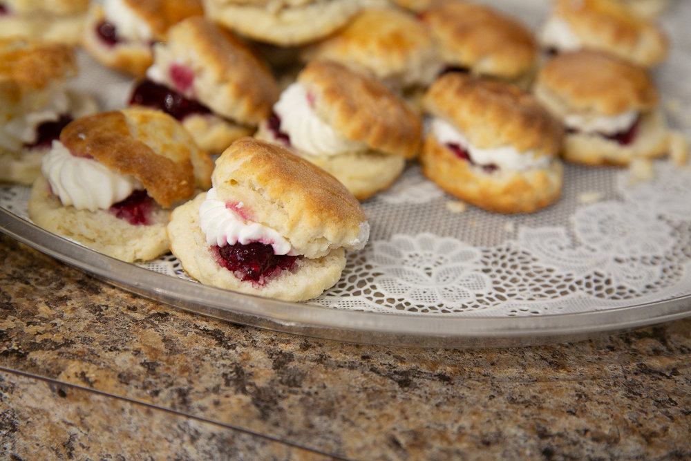 Scones by Kyra Effren