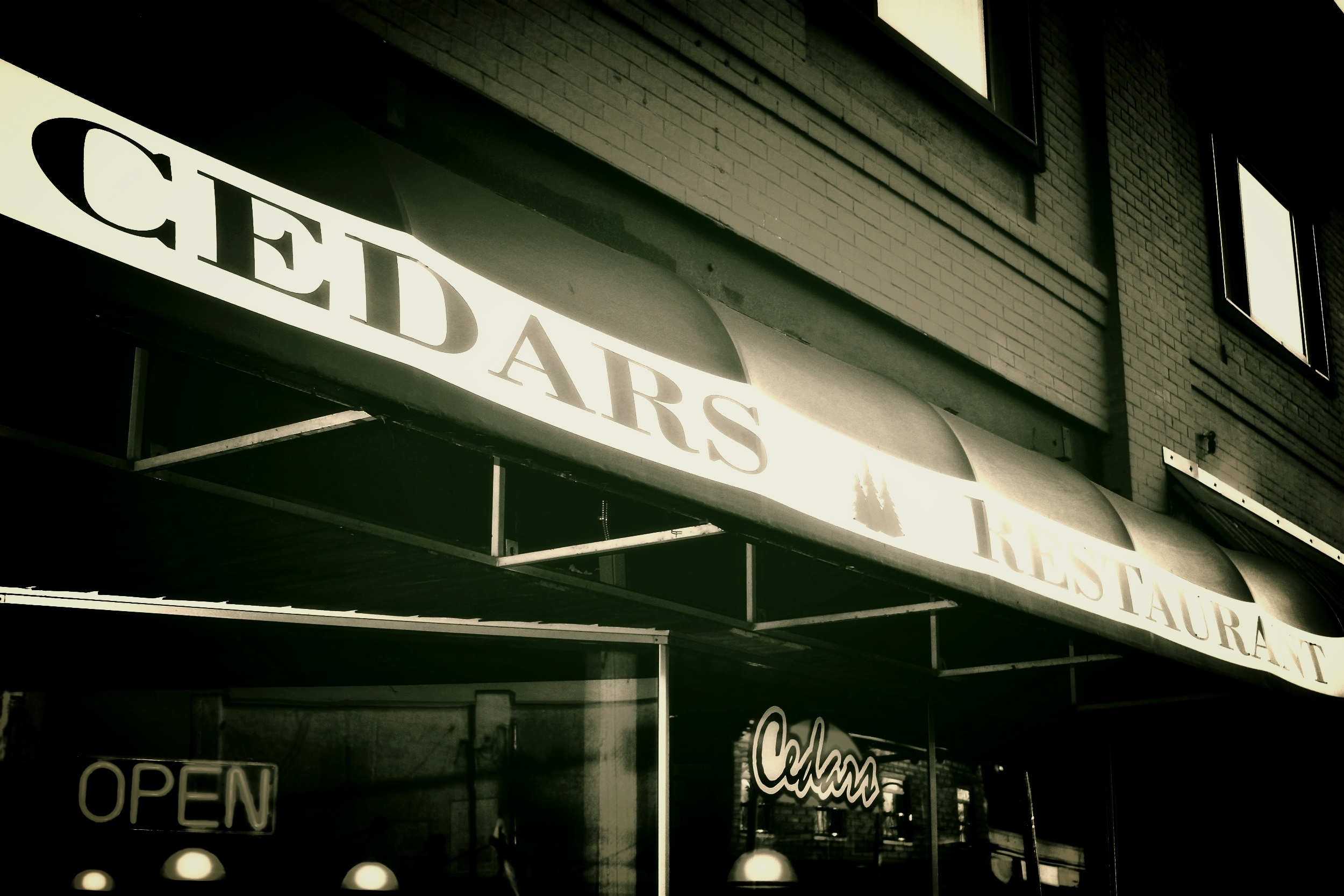 Cedars Restaurant And Lounge Ferndale Wa