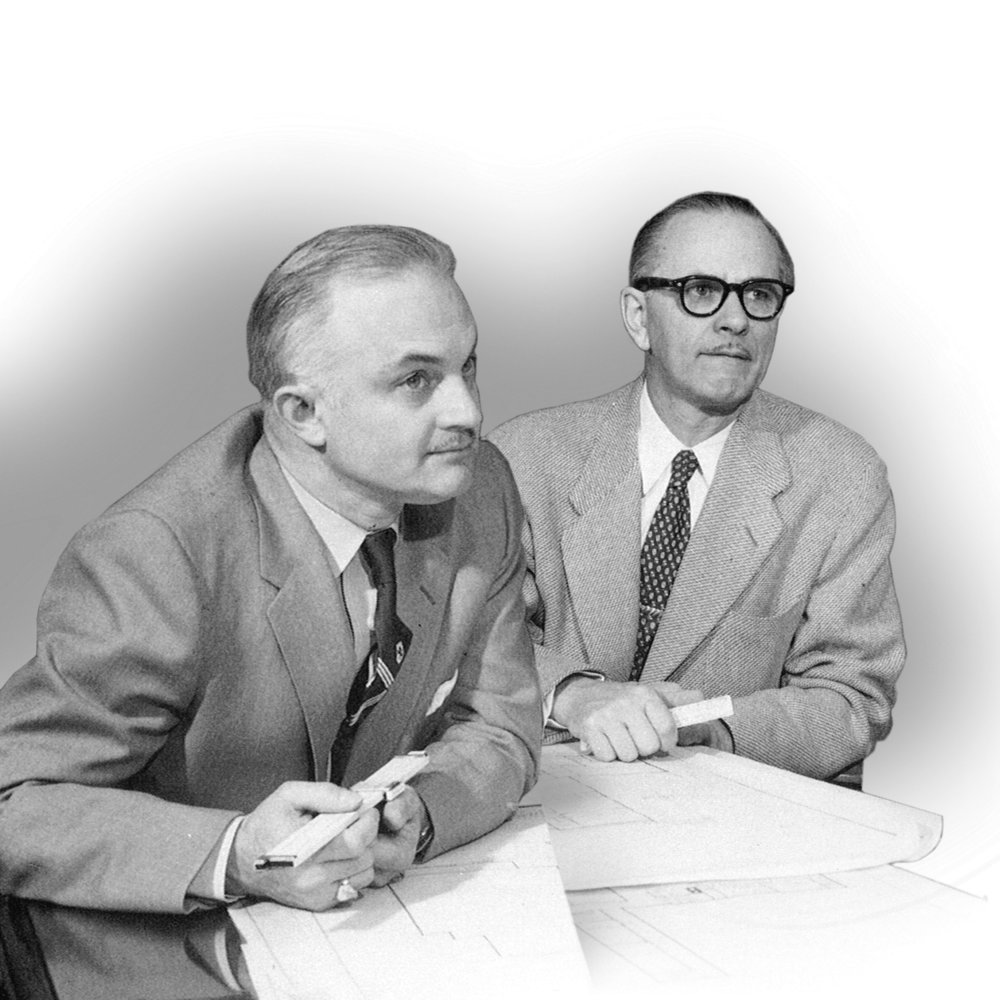 Russell E. Horn, Sr. and Clair S. Buchart
