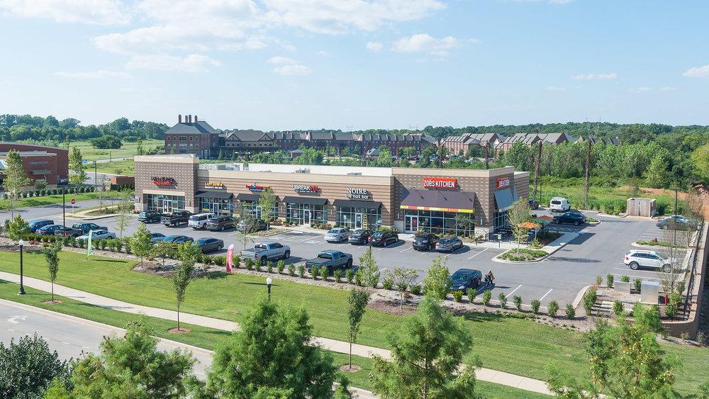 Murfzoe Retail Center