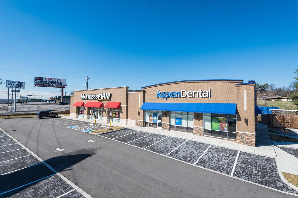 Hermitage Mattress Firm & Aspen Dental