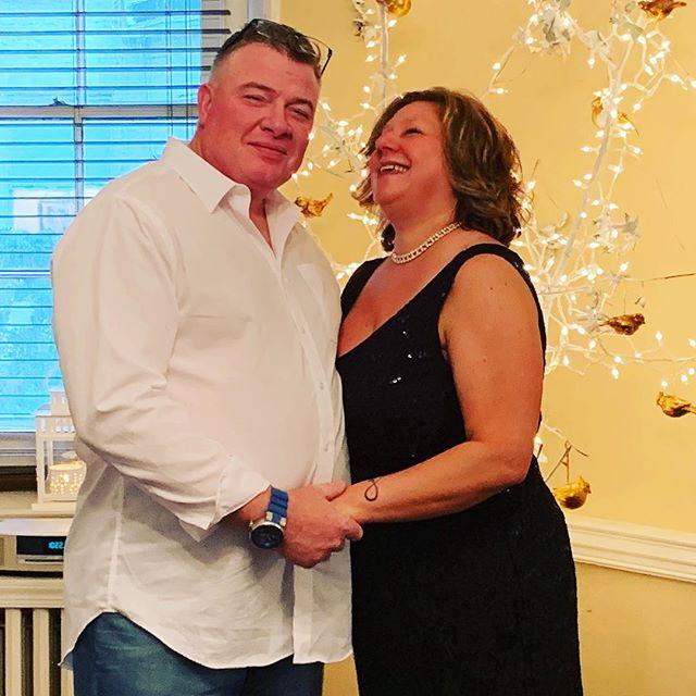 Congratulations to Anthony and Robyn Himelright! #justmarried #smallwedding #intimatewedding #smallceremony #eloped #wedding #brideandgroom