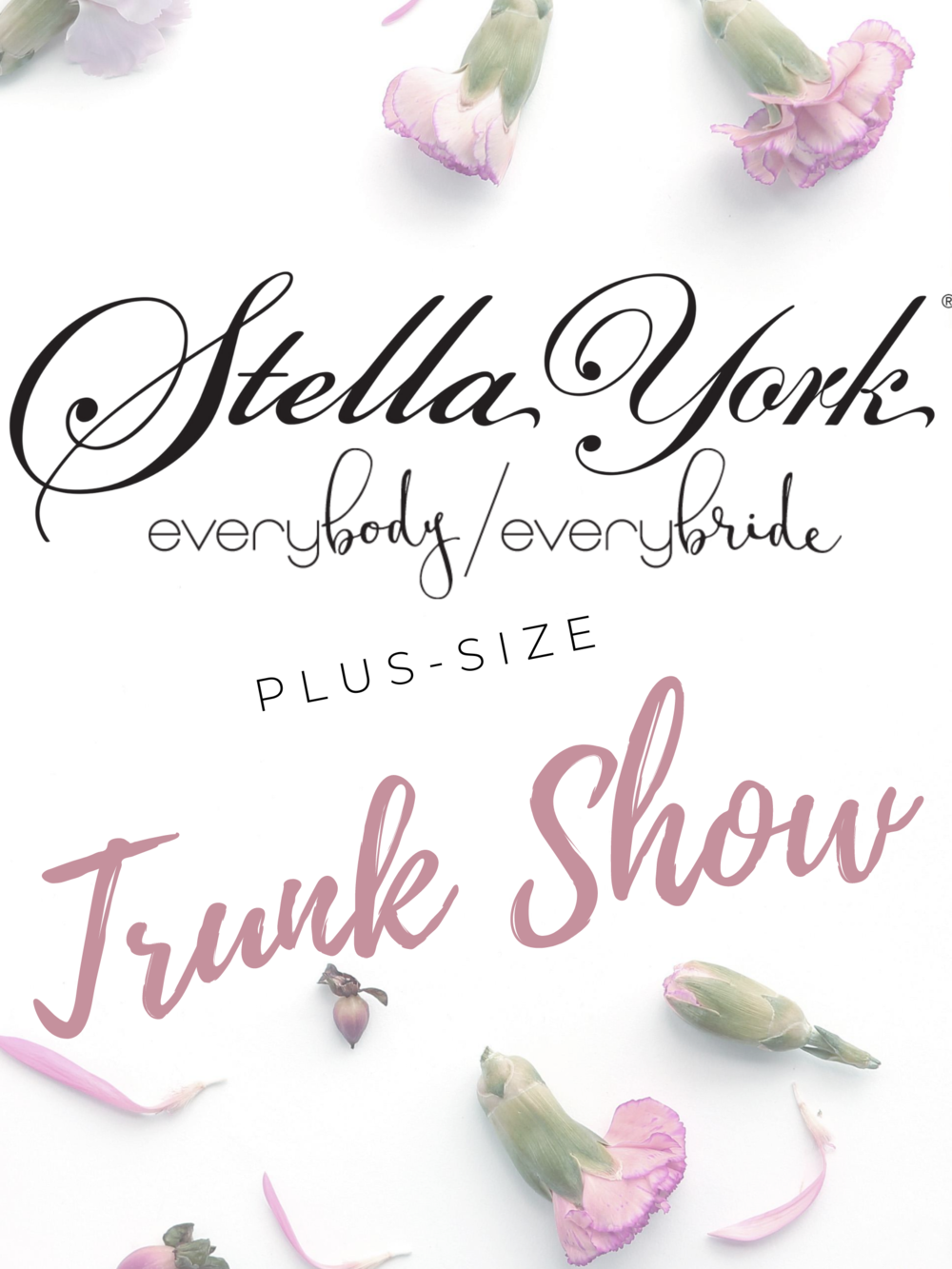 5d5fca0e48 Trunk Shows   Special Events — Here Comes the Bride- Wedding Dresses ...