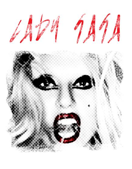 Lady Gaga  - Guest Editor