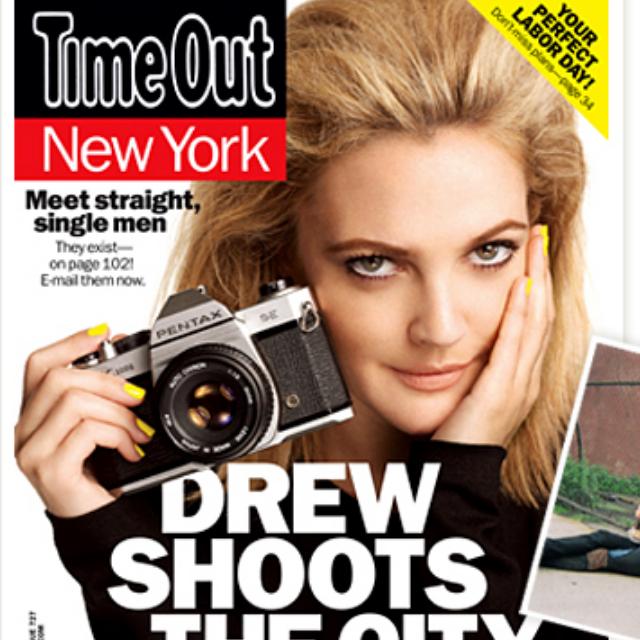 Drew Shoots the City