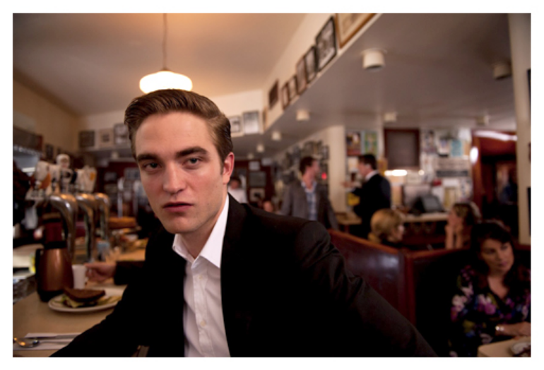 """Robert Pattinson : Before the """"Cosmopolis"""" star broke up with KStew, our French team got him talking about ...  click here"""