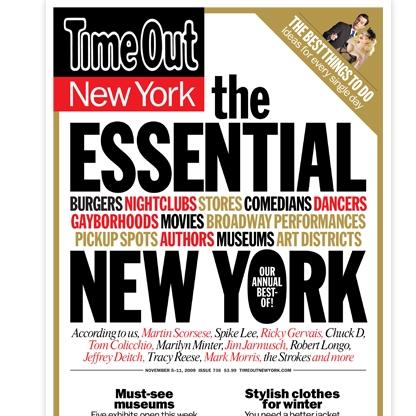 Essential New York