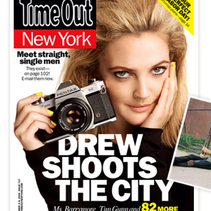 Drew Shoots the City
