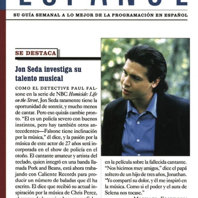 Jon Seda en Español