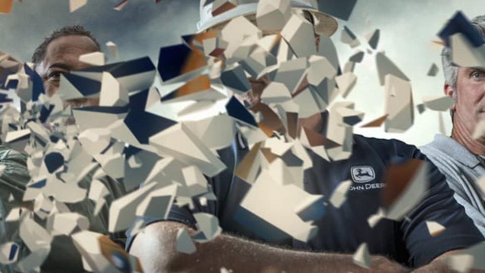 CONEXPO-CON/AGG 2014 - JOHN DEERE