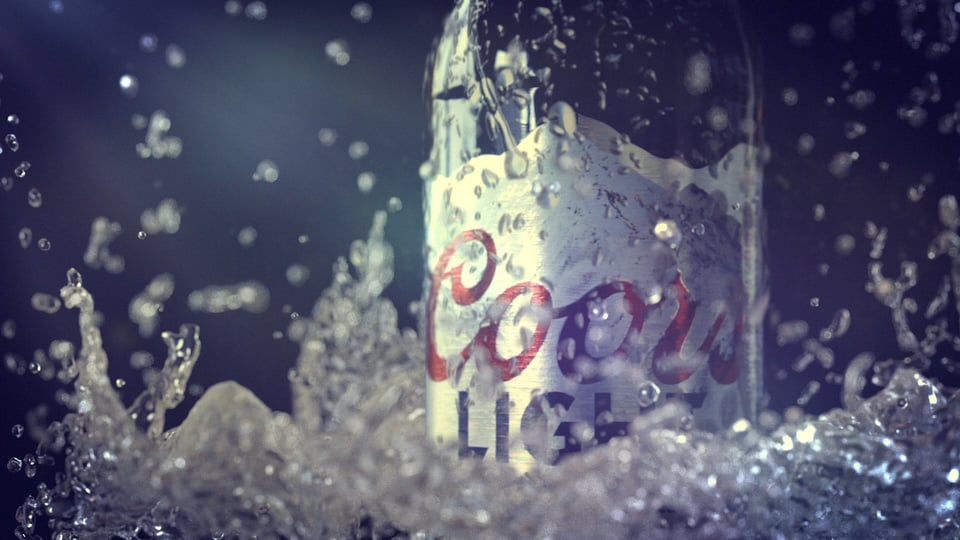 COORS LIGHT - IN-HOUSE